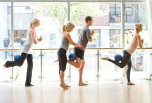 Cross Training at Barre 3