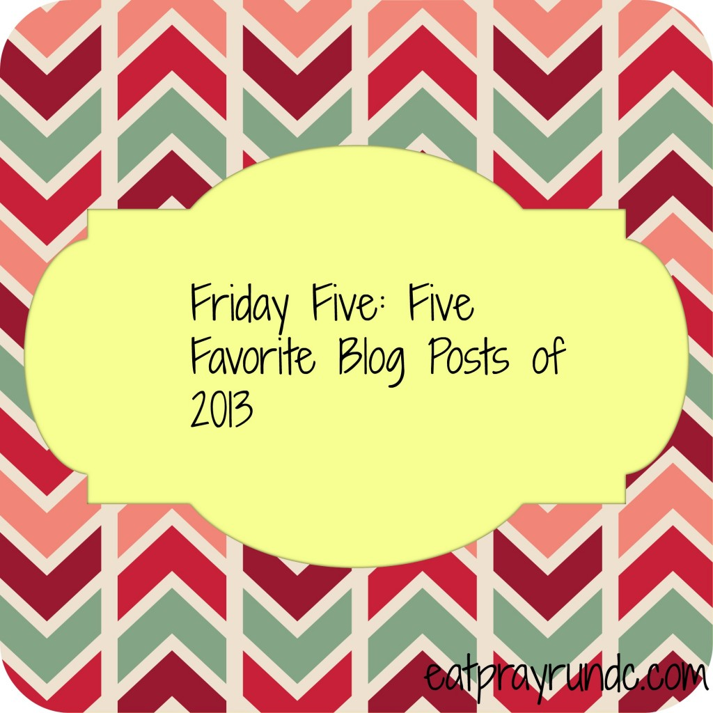 5 fav blog posts