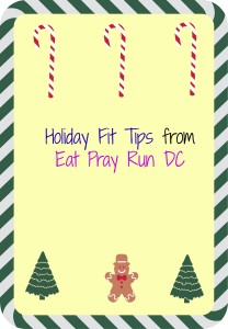 Friday Five: Holiday Fit Tips!