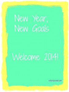 Goals for a New Year