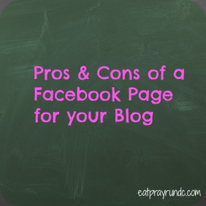 "Facebook ""Pages"" – Yay or Nay"