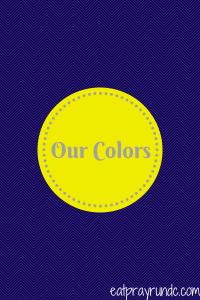 Wedding Wednesday: Color Scheme