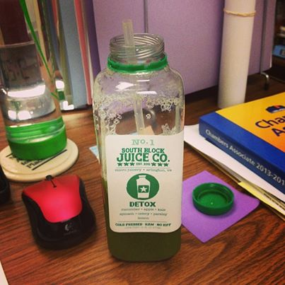South Block Juice Cleanse Days 2 & 3