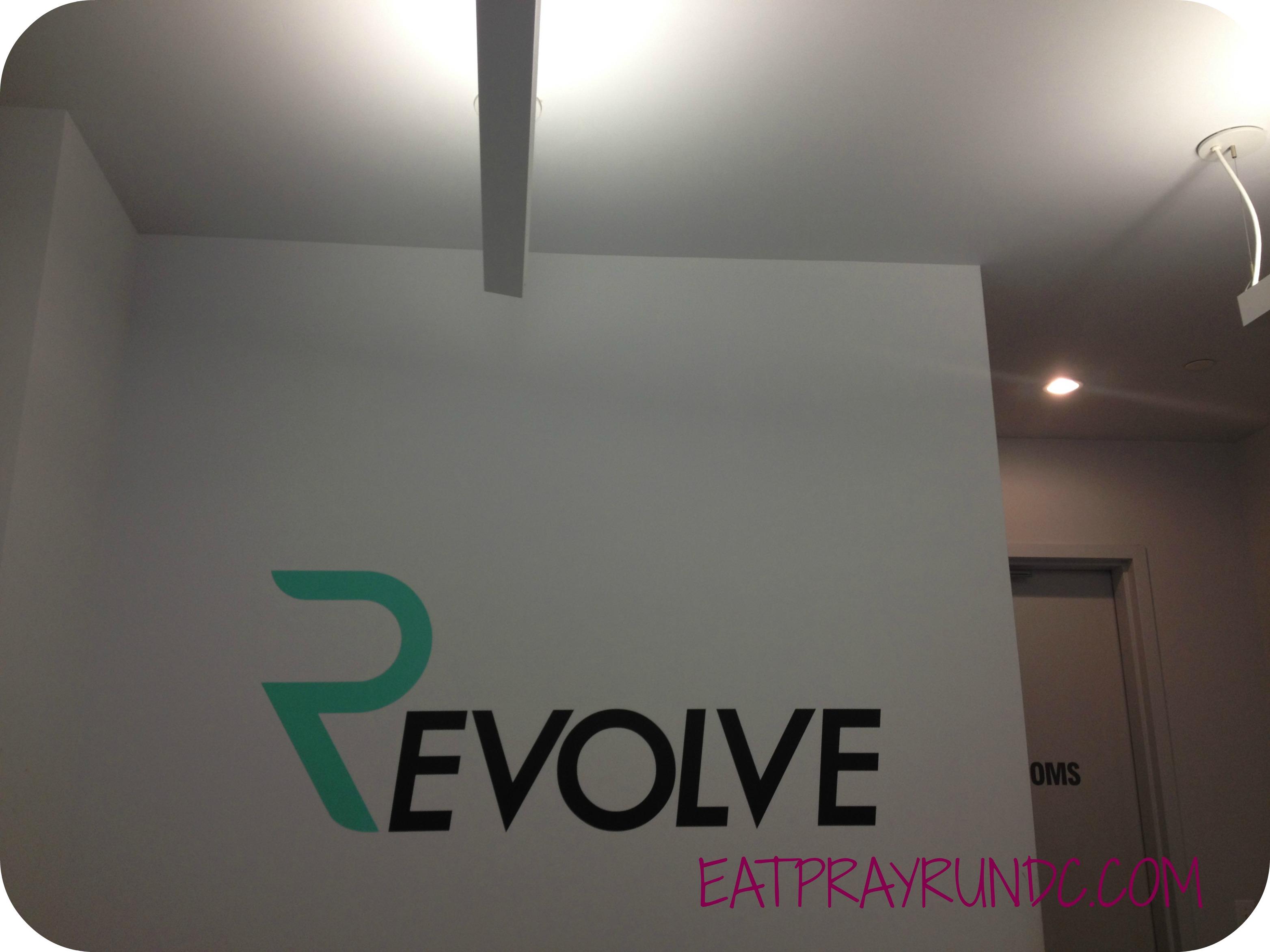 Revolve Spin Studio