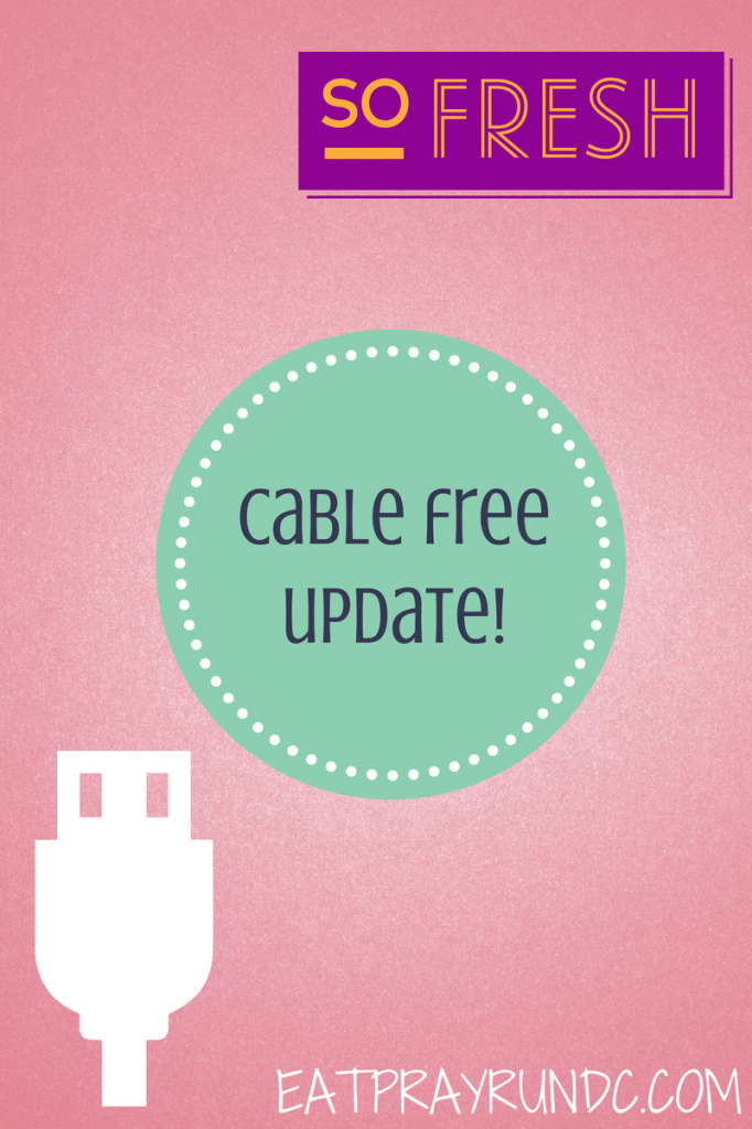 cable free update