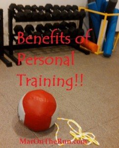 Guest Post: Benefits of Personal Training