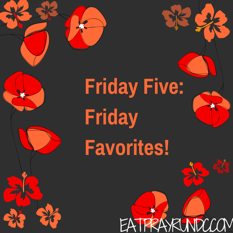 Friday Five-