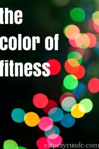 The Color of Fitness?