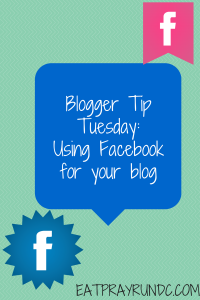Blogger Tip Tuesday: 3 Tips for Using Facebook as a Blogger