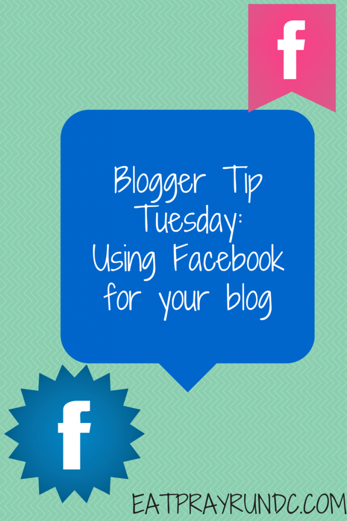 Blogger Tip Tuesday- Utilizing