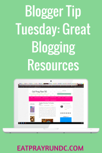 Blogger Tip Tuesday: Great Blogging Resources