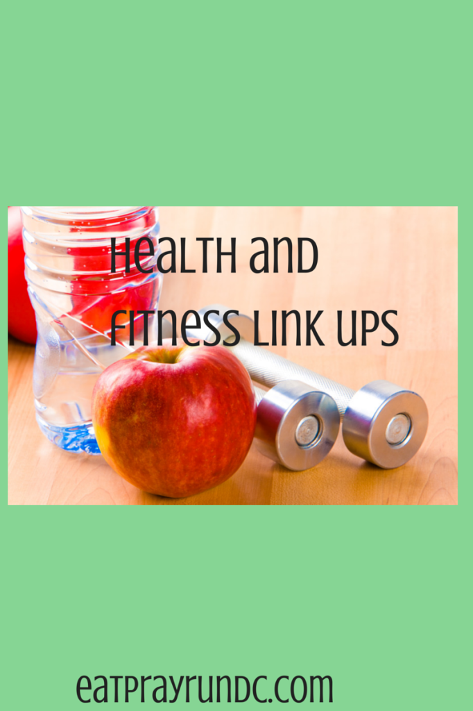 health and fitness link ups