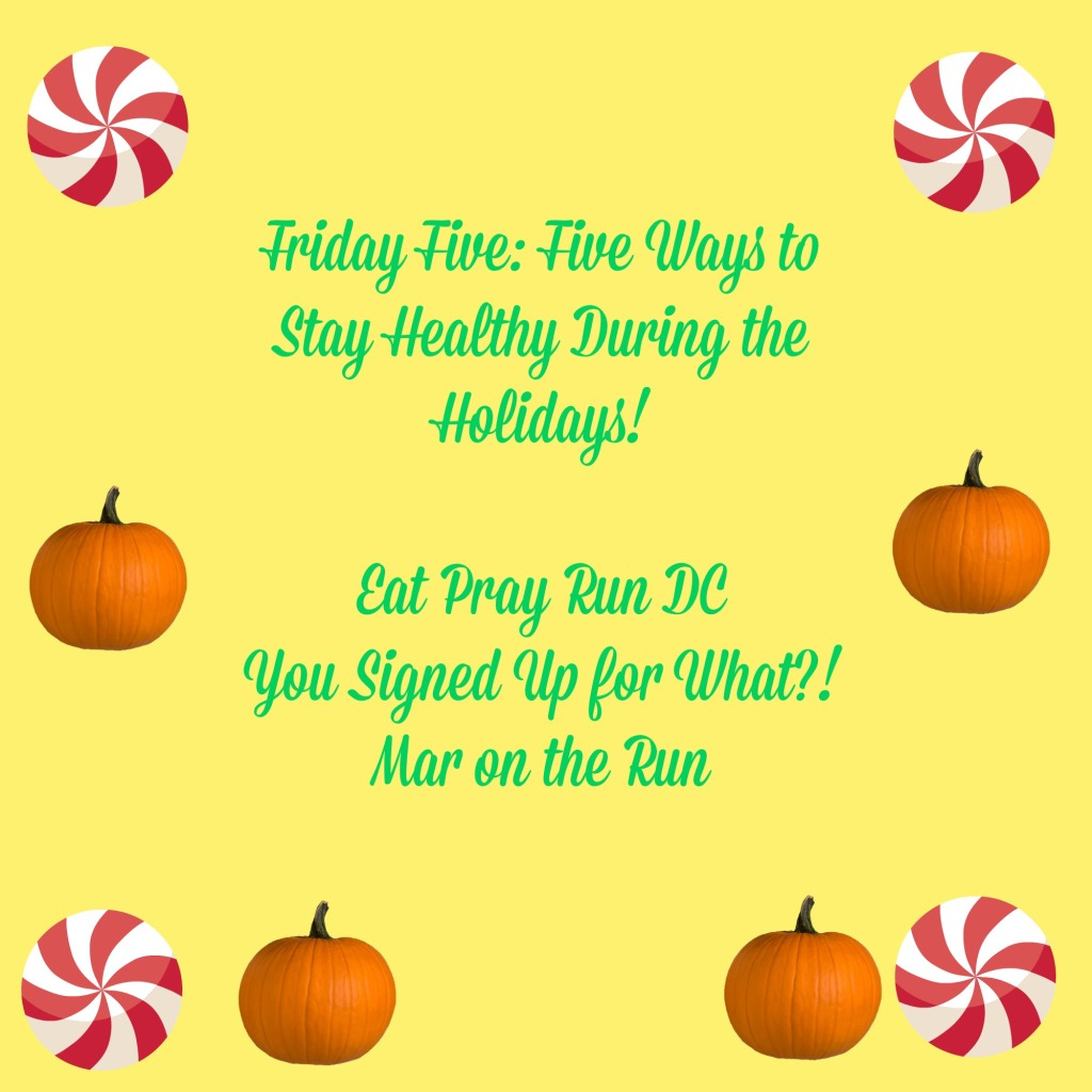 five ways to stay healthy during holidays
