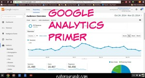 Google Analytics Primer