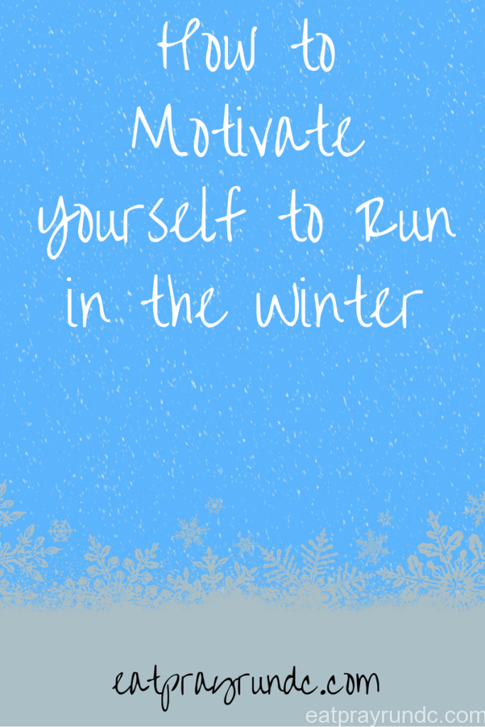How to motivate yourself to run in winter