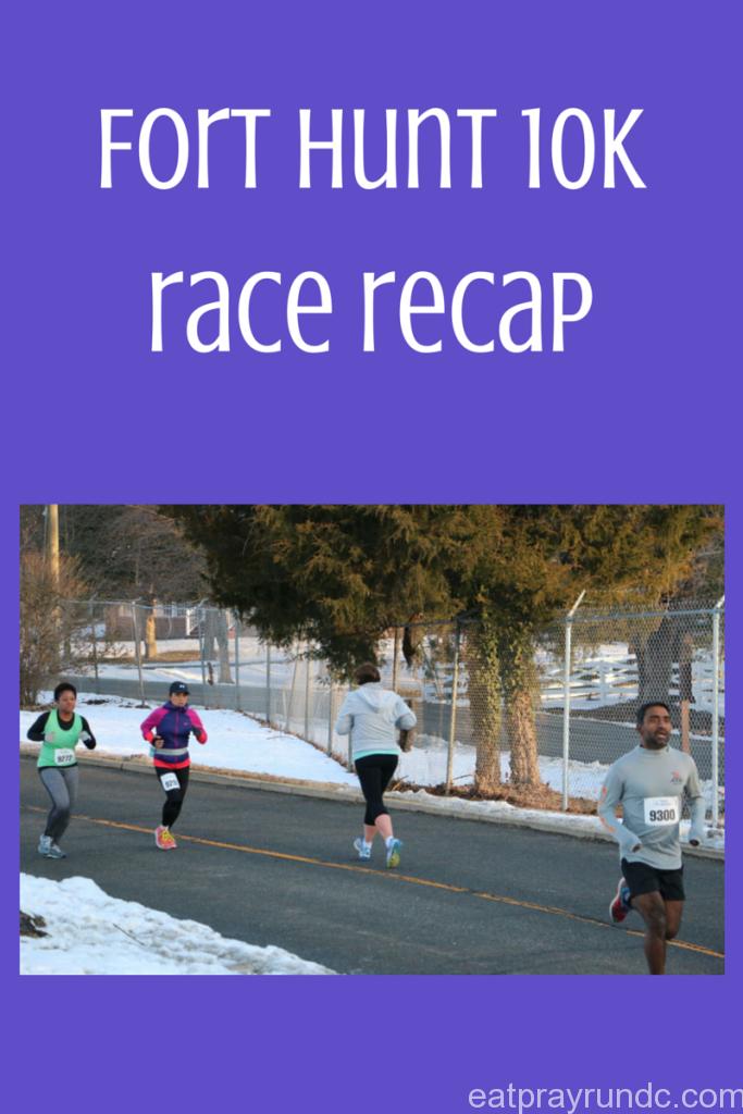 fort hunt 10k race recap