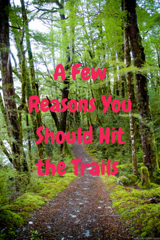 A Few Reasons You Should Hit the Trails