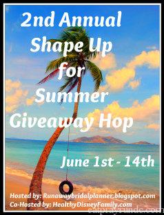 Shape Up for Summer Giveaway