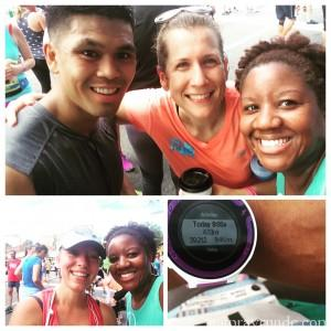 Wineglass Marathon Training Recap Week 3