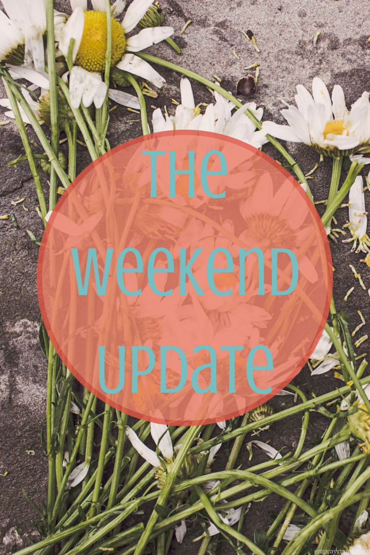 the weekend update
