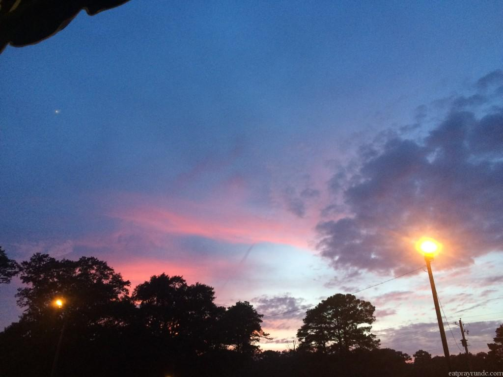 beautiful alabama sky