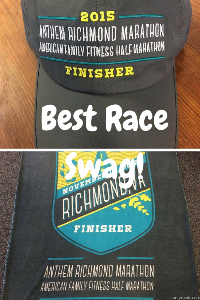 Best Race Swag!