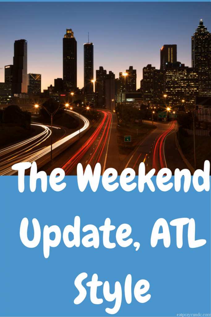 The Weekend Update, ATL Style
