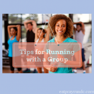 Tips for Your First Group Run