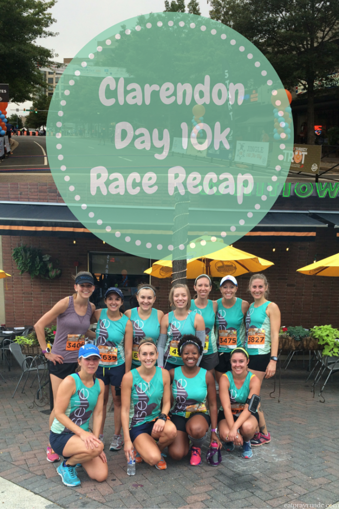 Clarendon Day 10kRace Recap