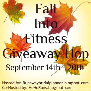 Fall Into Fitness Giveaway Hop!