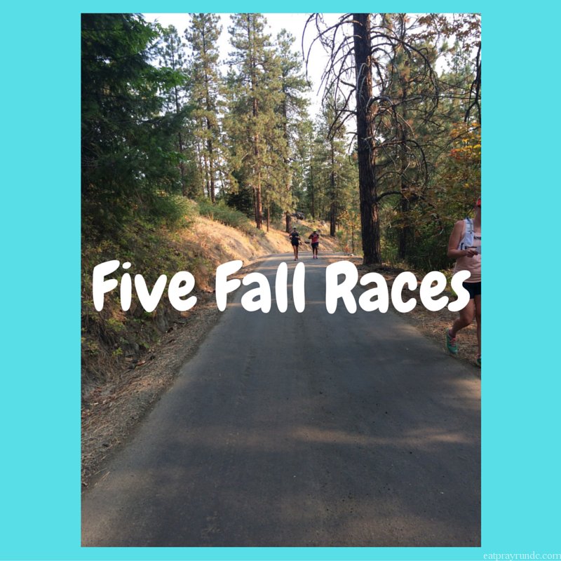 Five Fall Races