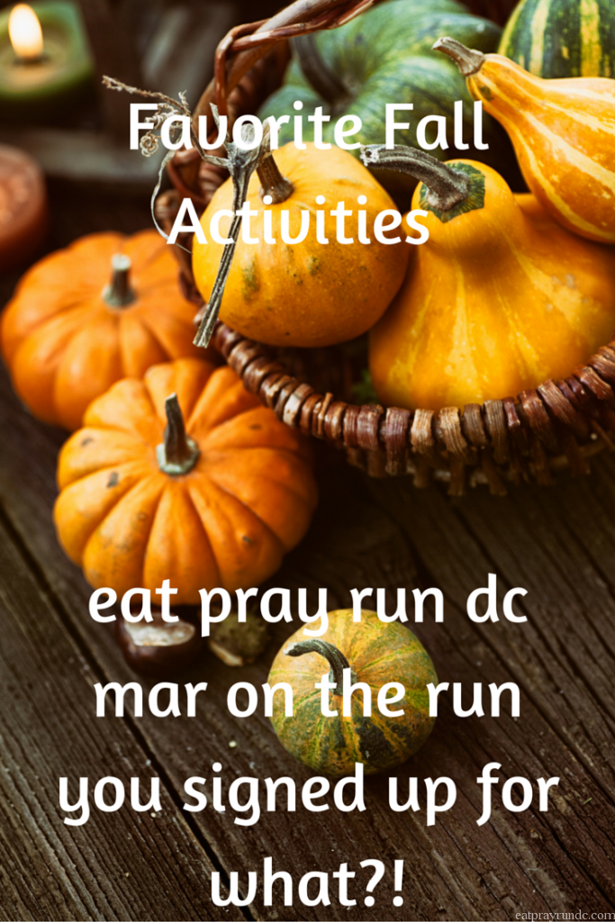 Favorite Fall Activities