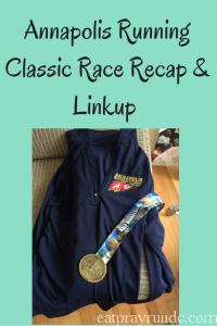 Annapolis Running Classic Recap