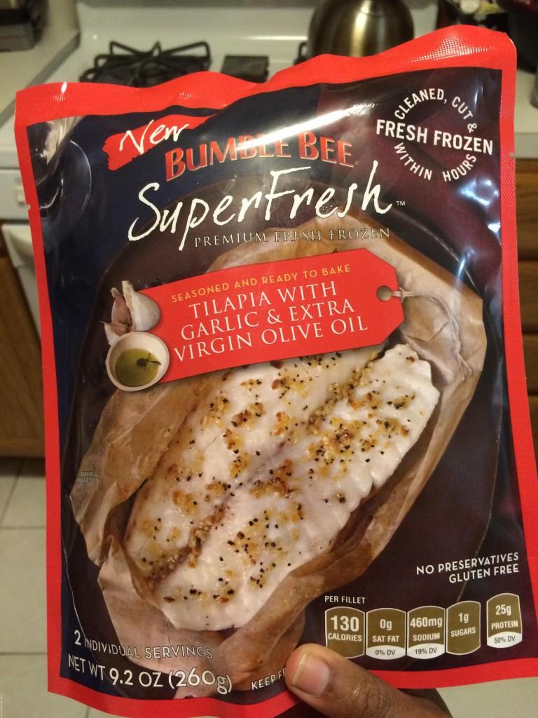 superfresh tilapia