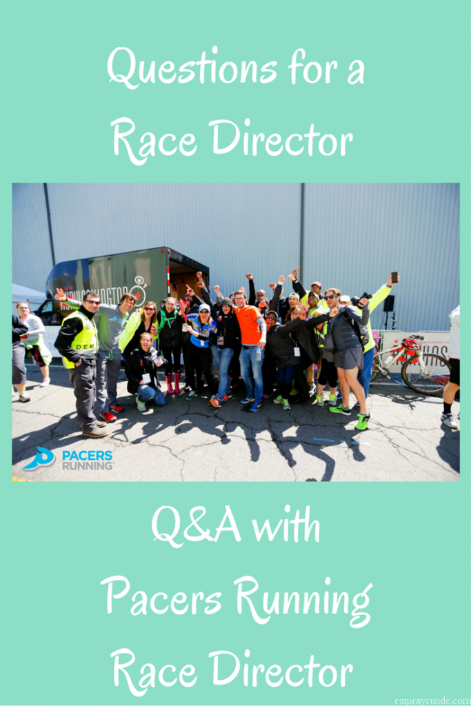 Questions for a Race Director