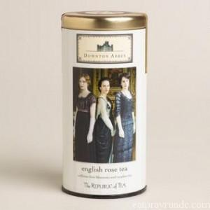 downton abbey tea