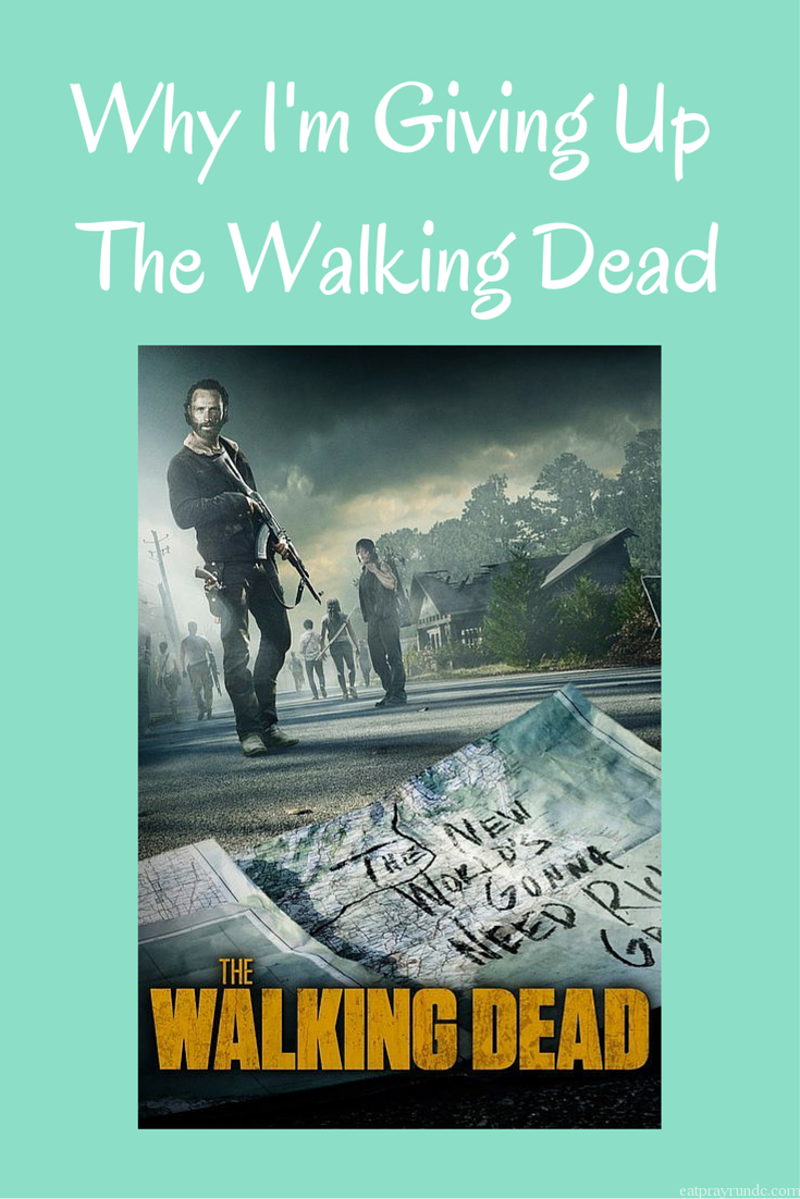 Why I'm Giving Up The Walking Dead-2