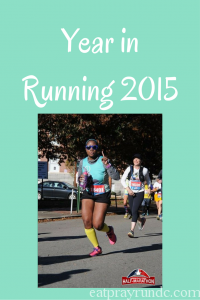 Year in Running 2015