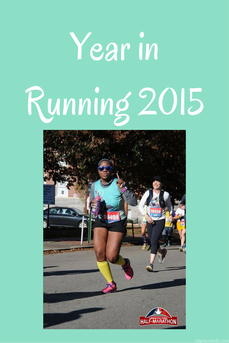 Year of Running 2015