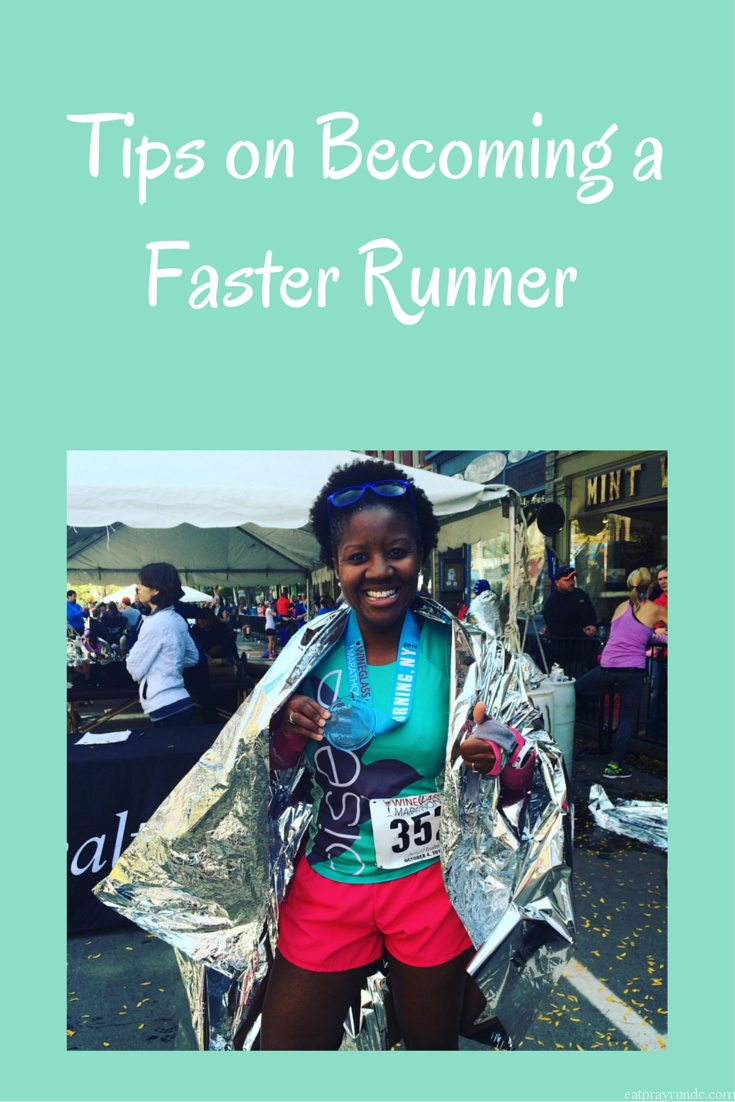 Tips on Becoming a Faster Runner