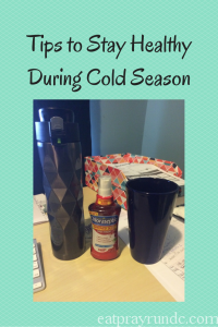 Five Tips to Stay Healthy During Cold Season