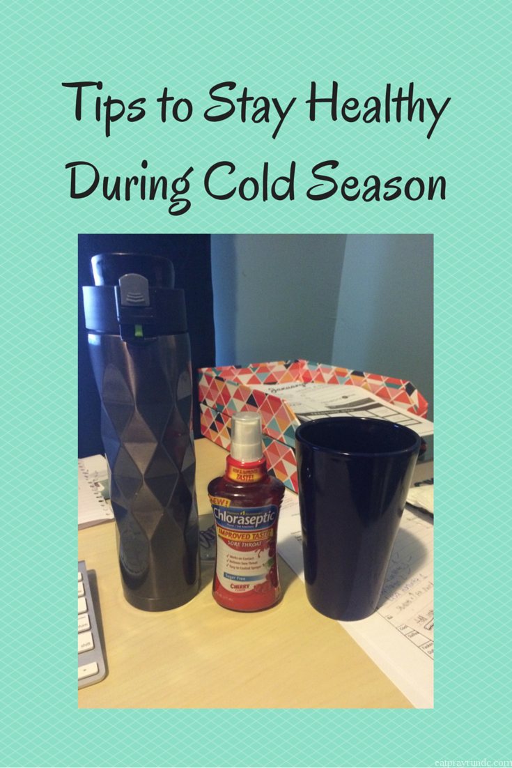 Tips to Stay Healthy During Cold Season