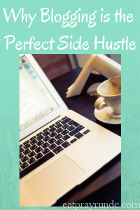 Blogging as a Side Hustle
