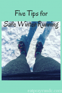 Five Tips to Stay Safe During Winter Runs