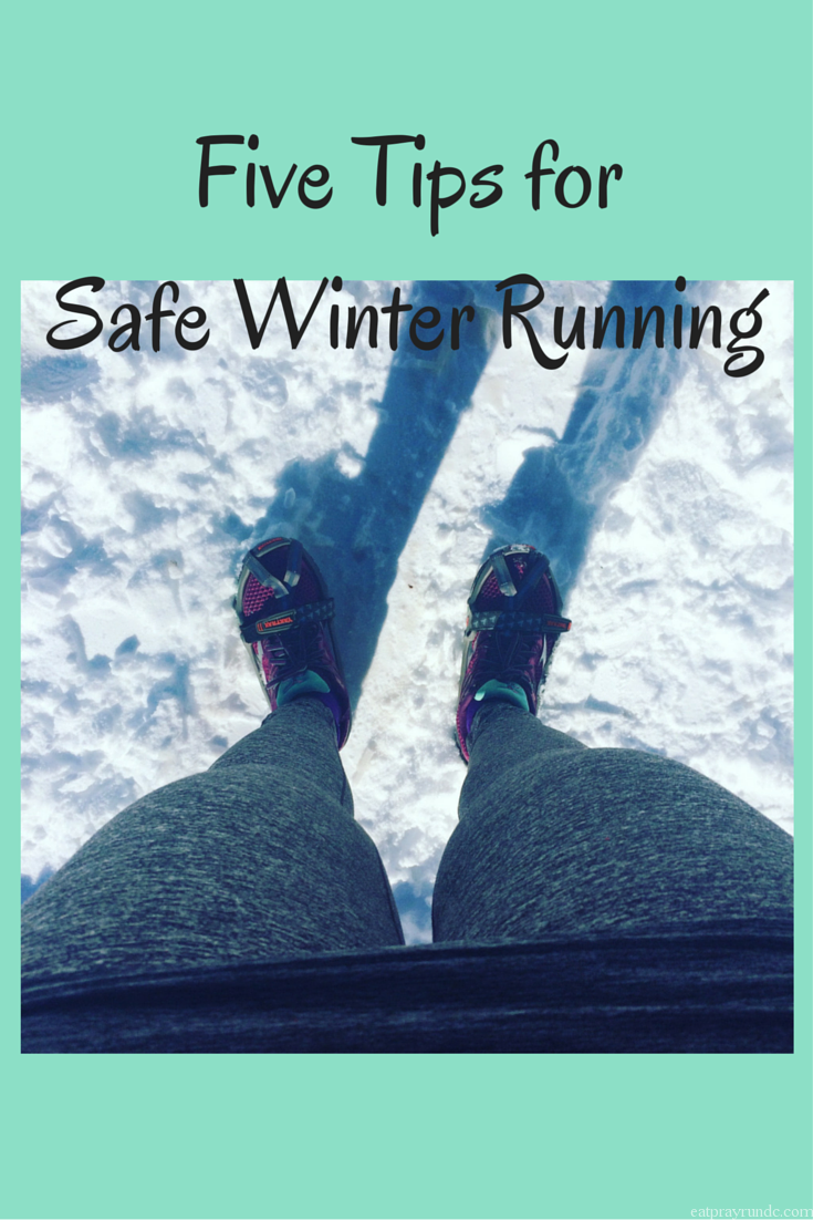 Five Tips for Safe Winter Running
