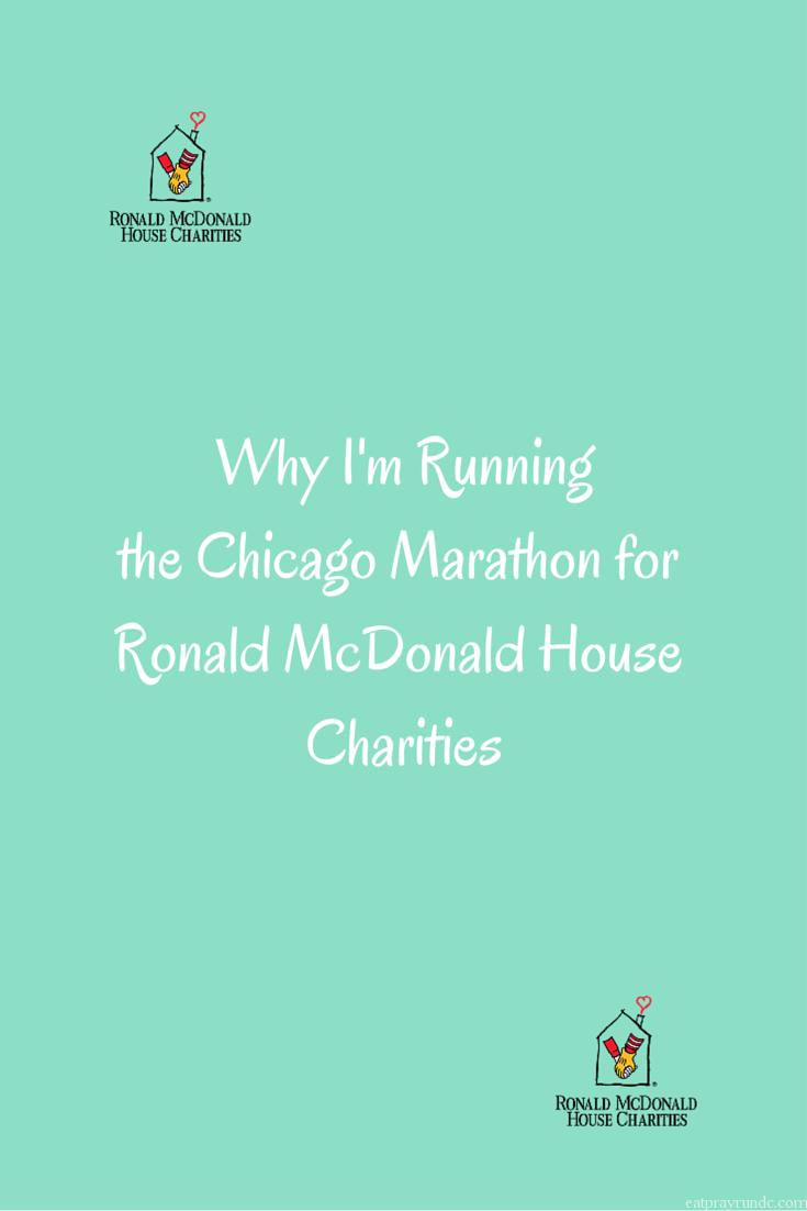 Why I'm Running the Chicago Marathon for Ronald McDonald House Charities-2