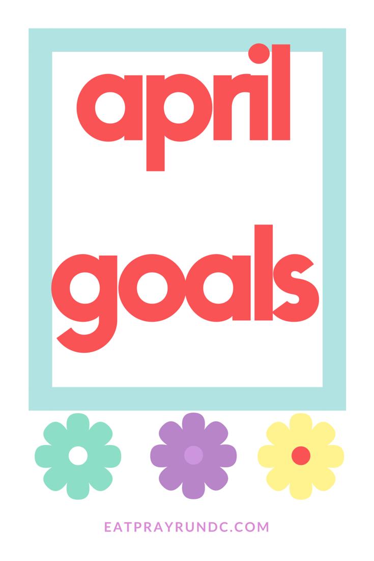 April 2016 goals