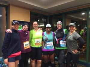 shamrock half marathon pre race