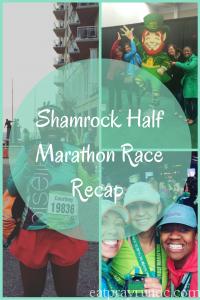 Shamrock Half Marathon Recap