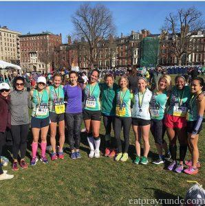 Boston BAA 5k Recap